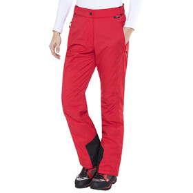 Maier Sports Resi 2 - Pantalon long Femme - rouge